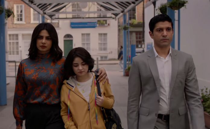 Farhan Akhtar, Zaira Wasim, Rohit Saraf, Shonali Bose, The Sky is Pink, NewsMobile, Mobile, News, India, Bollywood, Entertainment