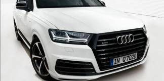 Audi, Q7 Black Edition, Car, SUV, NewsMobile, Mobile, News, India, Auto