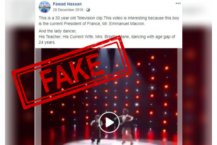 French President Emmanuel Macron, Brigitte Macron, Viral, Fake News, NewsMobile, NewsMobile India