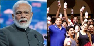 PM Modi, Coolie No 1, Varun Dhawan, Sara Ali Khan, NewsMobile, NewsMobile India