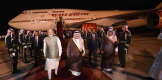 PM Narendra Modi, Saudi Arabia, Saudi King, India Saudi, NewsMobile, NewsMobile India