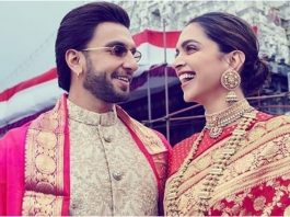Deepika Padukone, Ranveer Singh, Marriage Anniversary, NewsMobile, NewsMobile India
