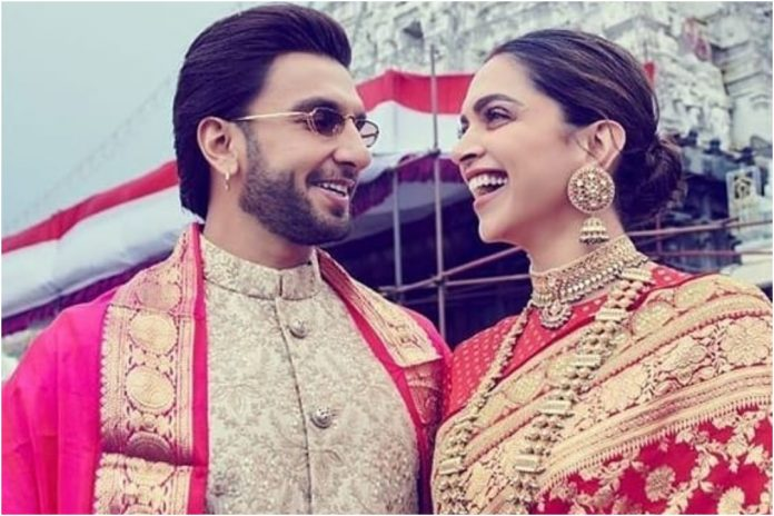 Deepika Padukone, Ranveer Singh, Marriage Anniversary, NewsMobile, NewsMobile India