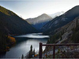 Almaty, Kolsay Lake, Kazakhstan, Central Asia, NewsMobile, NewsMobile India, Visit Almaty, Tourism, Canyon, Lakes, Mountains, Nomads
