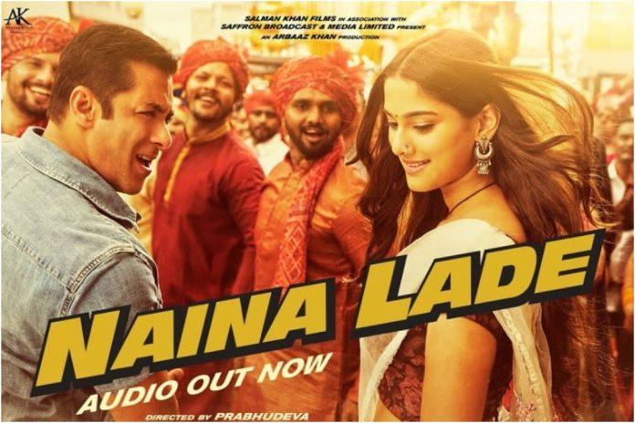 Salman Khan, Nina Lade, NewsMobile, NewsMobile India, Bollywood