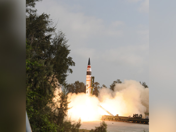Agni, Test Fire, NewsMobile, NewsMobile India