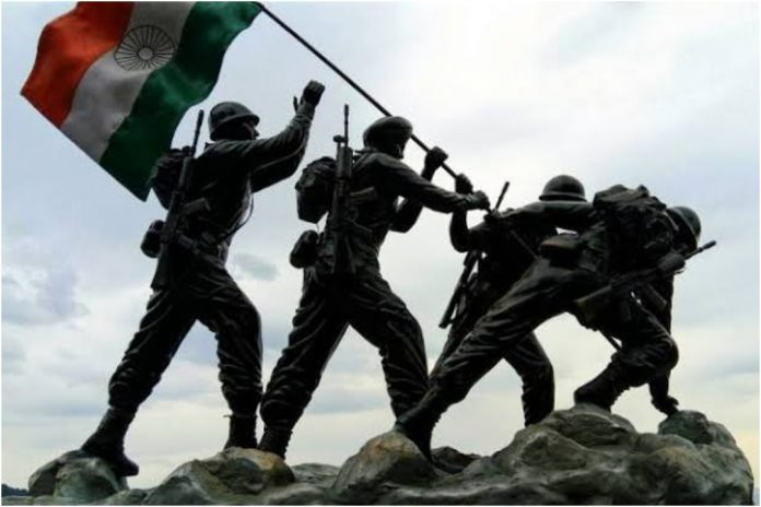 Armed Forces Flag Day 2019, Indian Army, Indian Air Force, Indian Navy, NewsMobile