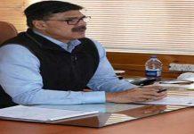 K Vijay Kumar, MHA, Amit Shah, Jammu And Kashmir