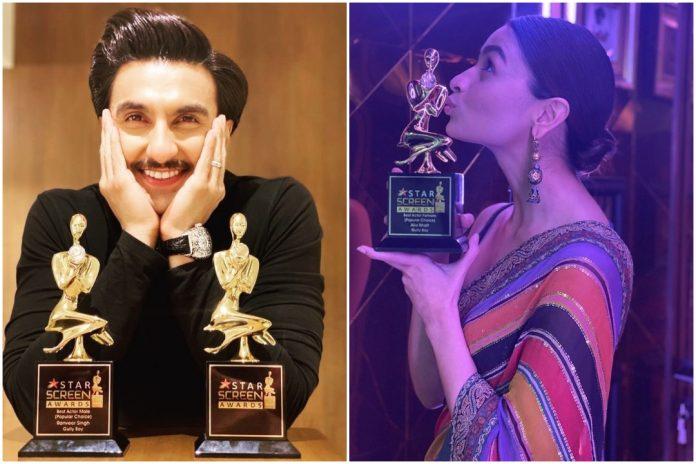 Star Screen Awards, Ranveer Singh, Alia Bhatt, NewsMobile