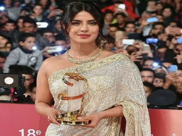 Priyanka Chopra, NewsMobile, NewsMobile India, Honoured, Marrakech Film Festival