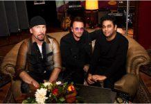 U2, The Joshua Tree Tour, A R Rahman, Concert, NewsMobile, Mumbai, NewsMobile India