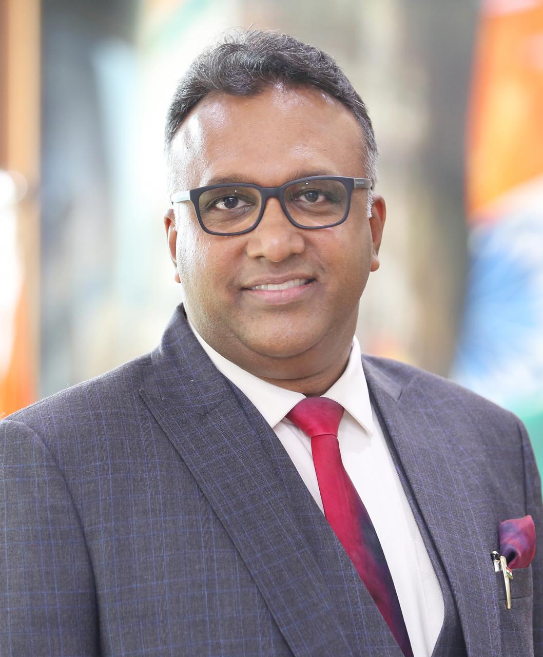 Dr C Raj Kumar