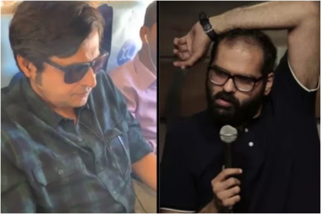 Kunal Kamra, Arnab Goswami, IndiGo, Air India, Ministry Of Civil Aviation, NewsMobile