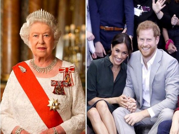 Queen Elizabeth II, Prince Harry, Meghan Markle, NewsMobile, Royal Family, NewsMobile India