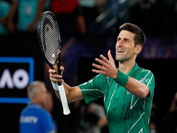 Australia Open Novak Djokovic Advances To Second Round Newsmobile