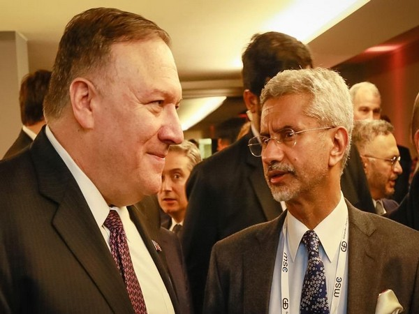 External Affairs Minister Jaishankar, Pompeo, Pelosi, Munich Conference, NewsMobile, NewsMobile India