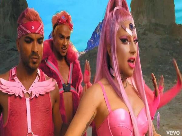 Lady Gaga, Music Video, Stupid Love, Hollywood