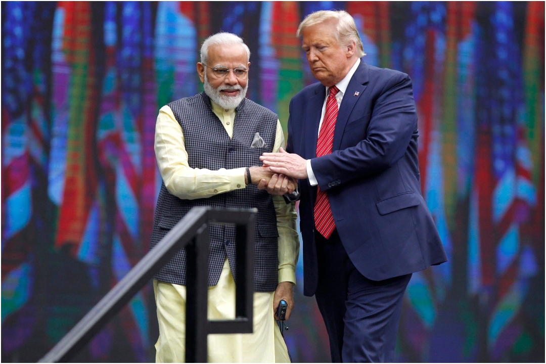 Namaste Trump Wrap