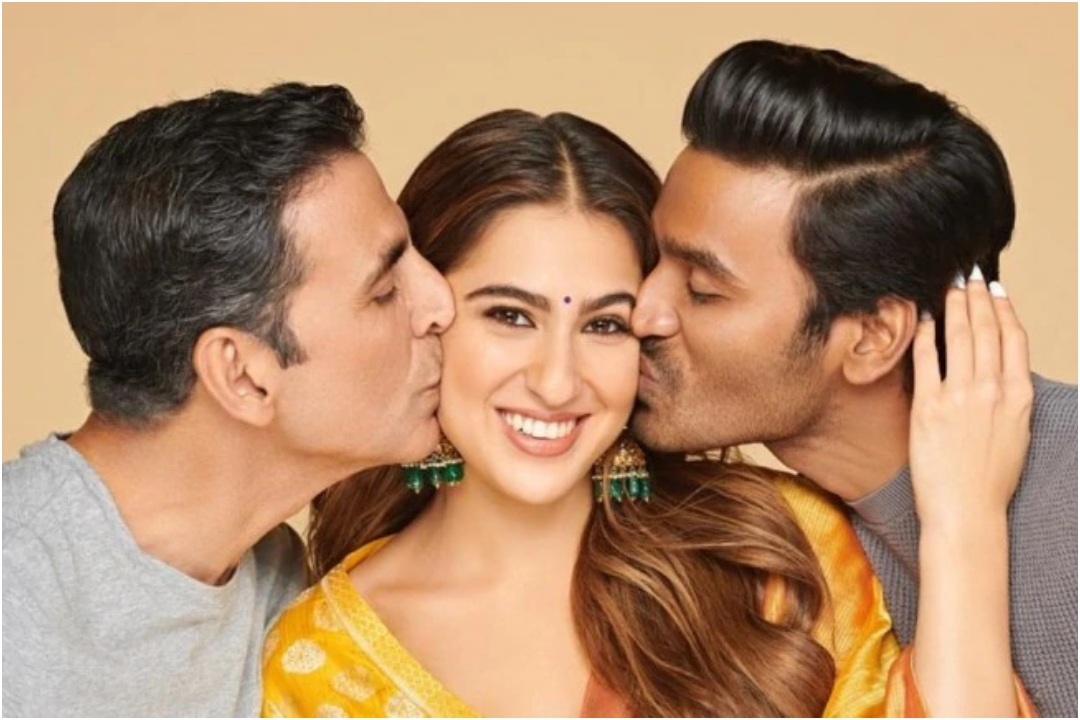 Atrangi Re, Sara Ali Khan, Akshay Kumar, Dhanush, NewsMobile, NewsMobile India