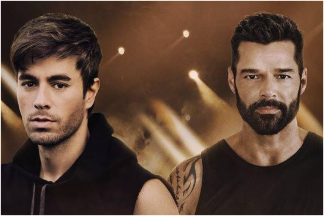 Enrique Iglesias, Ricky Martin, Joint Tour, NewsMobile, NewsMobile India, Music, Hollywood