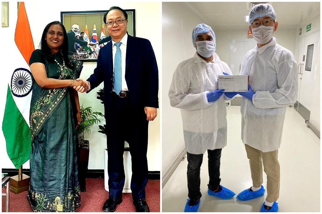 South Korea, India, COVID-19, Coronavirus, News, Mobile, NewsMobile India, Haryana, Manesar