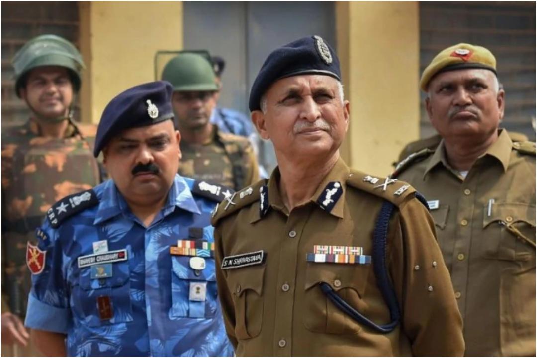 Delhi Police, Delhi Police Commissioner, S.N Shrivastava, Delhi Lockdown, Coronavirus, COVID19