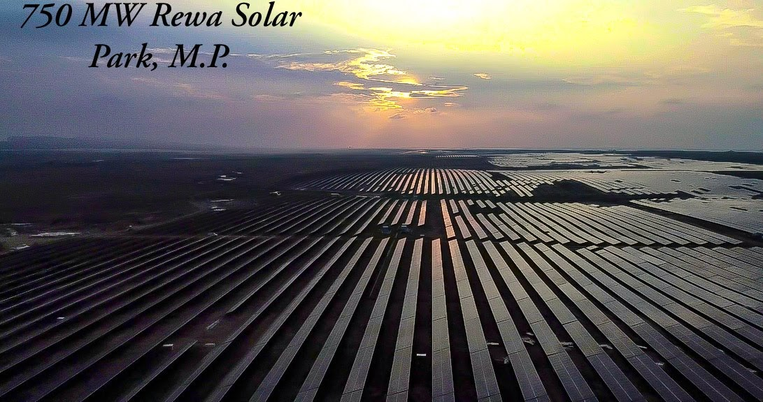 Rewa Solar Power