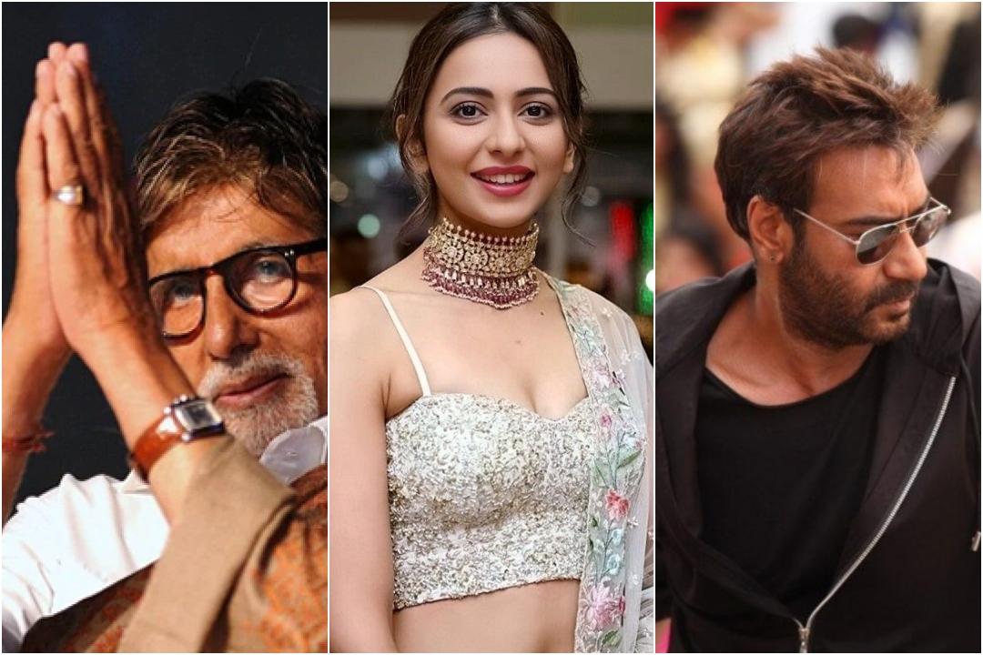 Mayday, Rakul Preet Singh, Ajay Devgn, Amitabh Bachchan