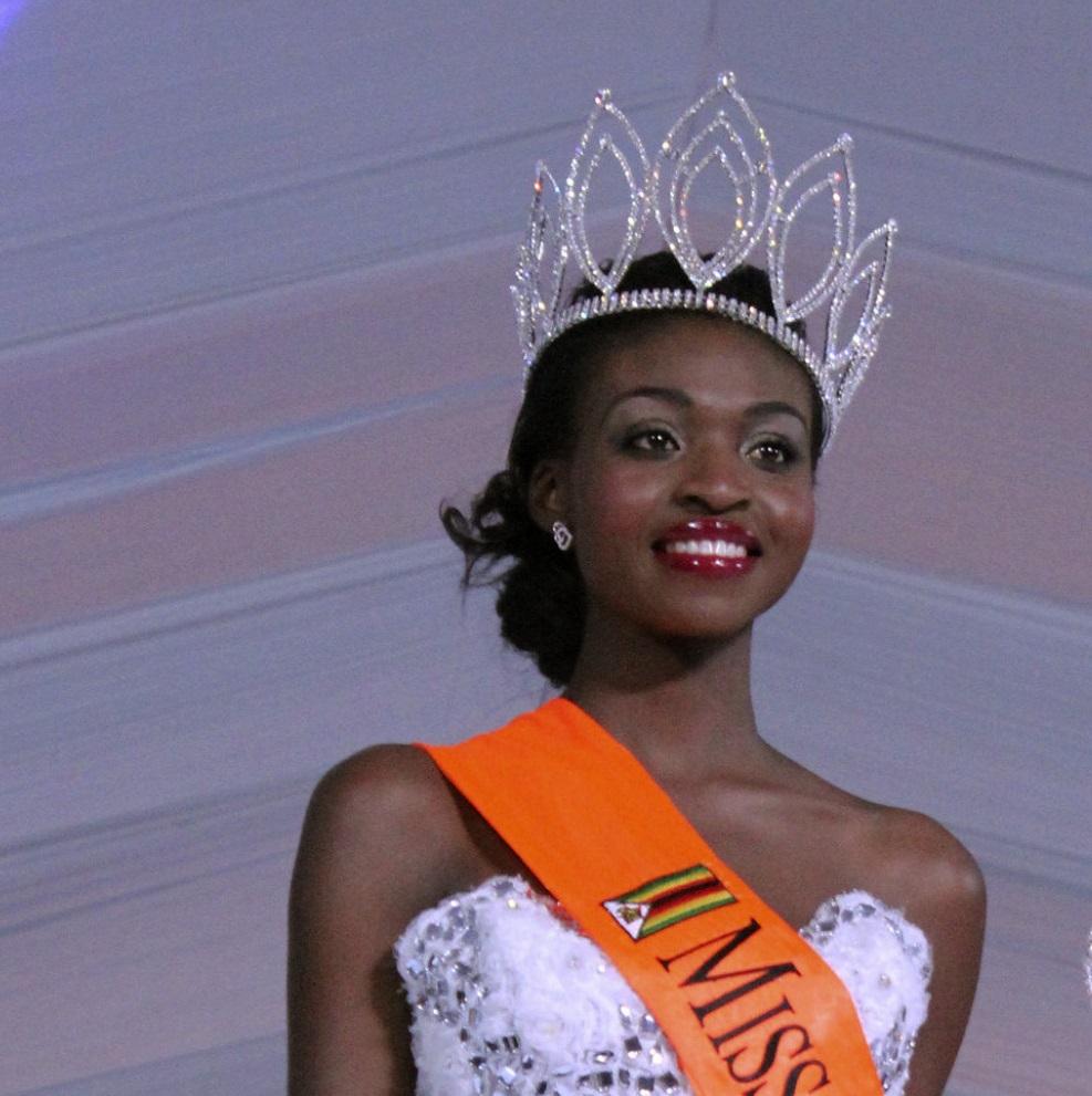Miss World Zimbabwe Emily Kachote Dethroned After Nude