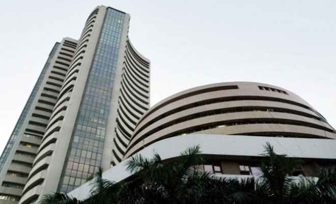 National Stock Exchange index Nifty rose by 35.45 points or 0.46 per cent to 7,638.65