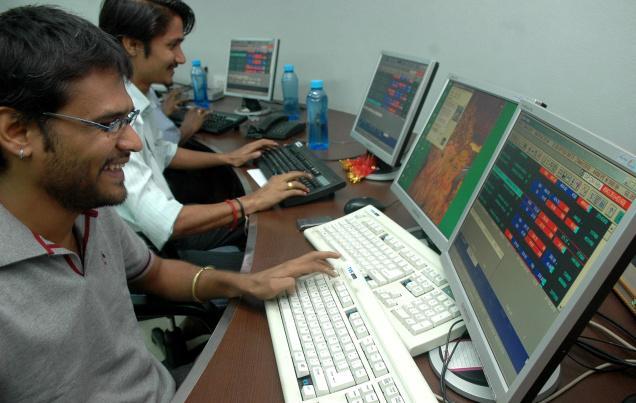 Sensex, All time high, 35000, Business, NewsMobile, Mobile News, India