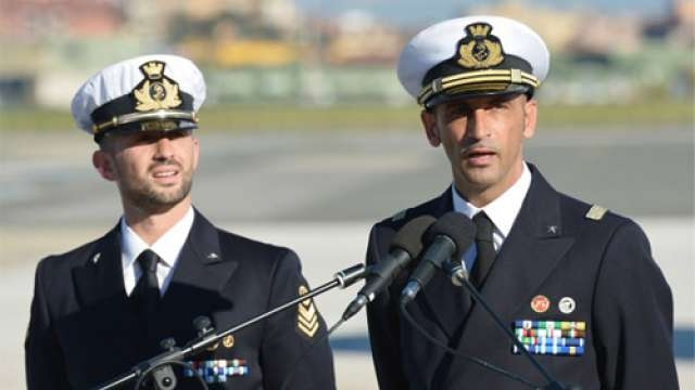 Italian marine