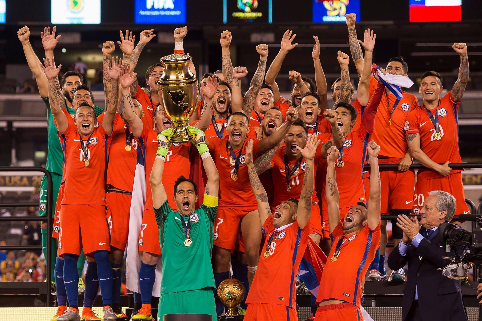 Chile, Copa America Centenario, Lionel Messi, Argentina