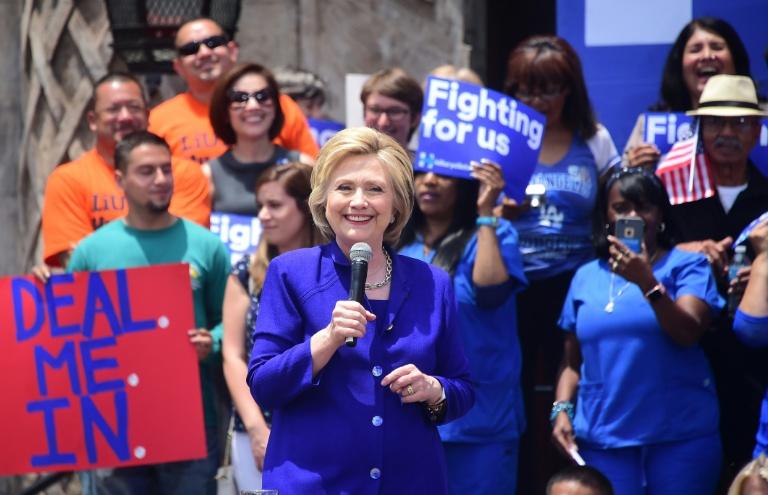 Hillary Clinton, Democratic