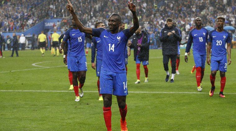 UEFA Euro 2016, France, Iceland, Germany