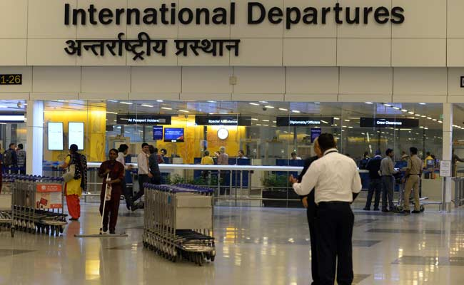 Indira Gandhi International AirportX Delh