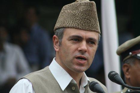 Jammu and Kashmir, Omar Abdullah,