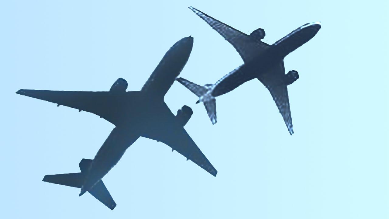 IndiGo, Air Deccan, Aircraft, Collision, Mid-air, Report