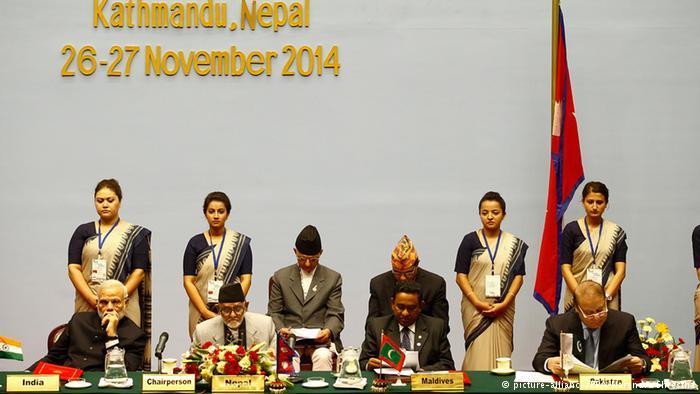 X AfghanistanX BangladeshX BhutanX Indian PMX PakistanX SAARC SummitX South Asia