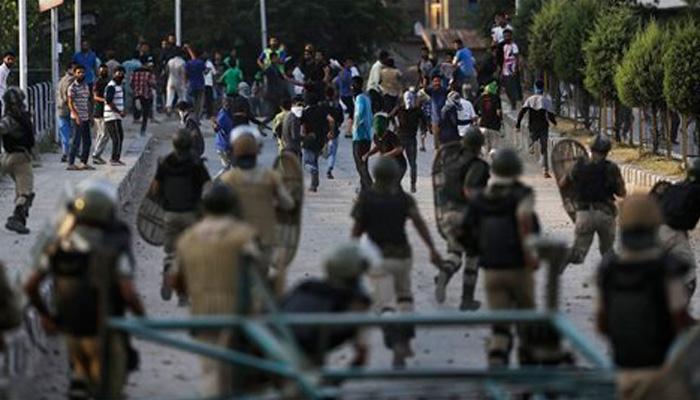 CRPF, Kashmir