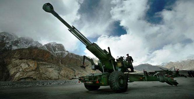 Indian forces, Pakistan, heavy artillery, Line of Control, LoC, Pakistan