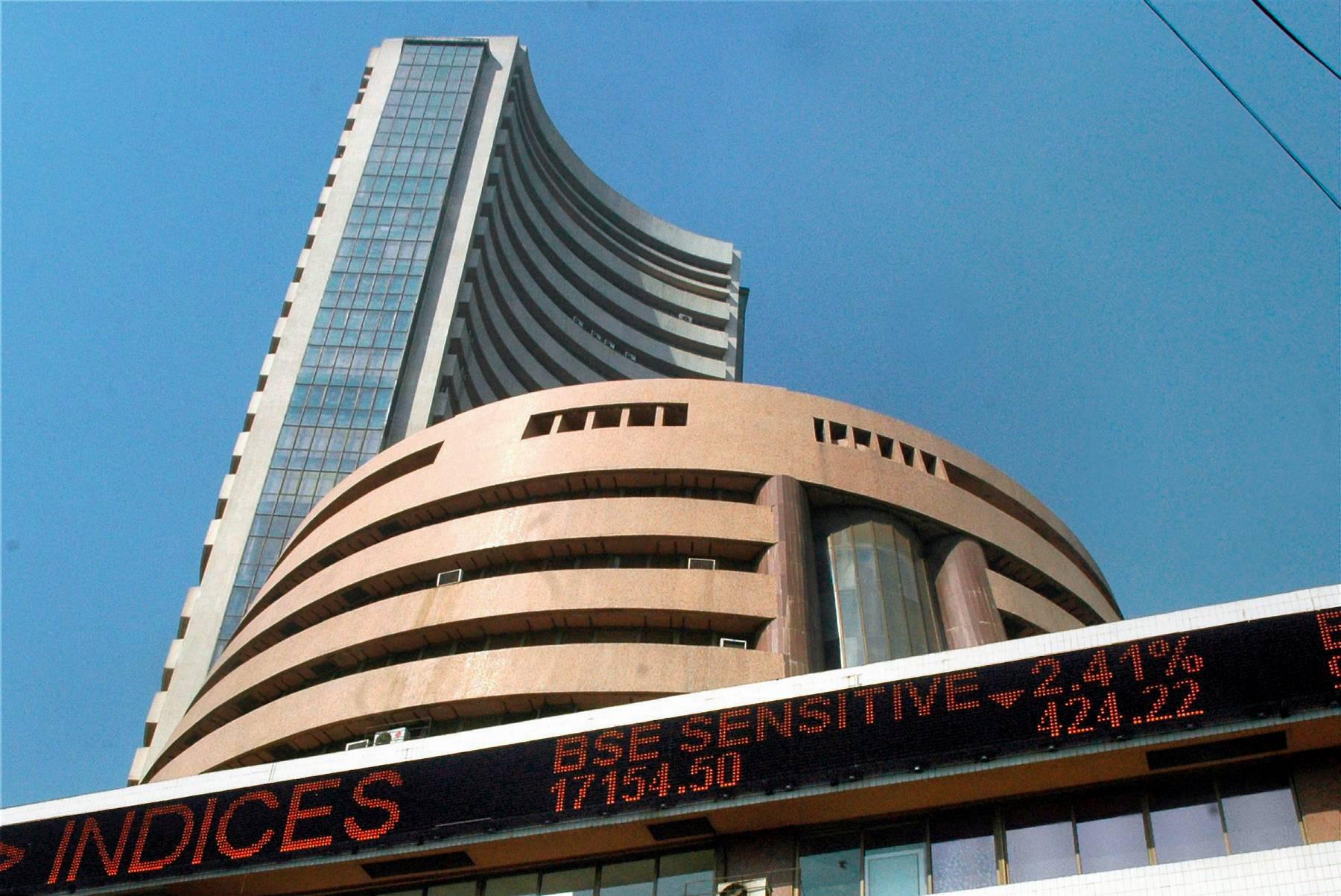 BSE Sensex, 58 points