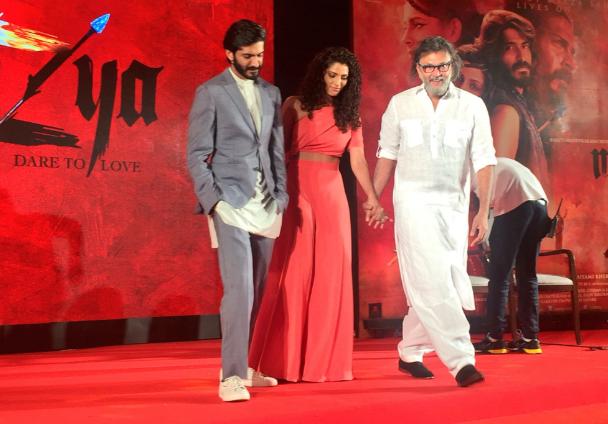 Anil Kapoor, Harshvardhan, Aamir Khan, Mirzya, Rakyesh Omprakash Mehra, Mirza-Sahiban, Gulzar, Saiyami Kher