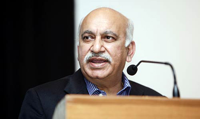 MJ Akbar says journalist Pallavi Gogoi had a consensual relationship with him