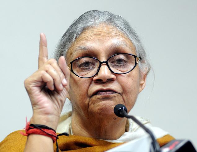 Delhi, Congress, Lok Sabha, Elections, Polls, 2019, Sheila Dikshit, Constituency, NewsMobile, Mobile, news, India