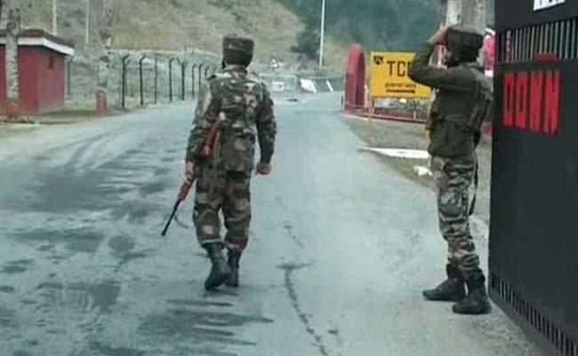 Rajnath Singh, Gen Dalbir Singh Suhag , Manohar Parrikar, Baramulla, Uri, Dogra Regiment, North Kashmir's Uri, Army's Brigade Headquarters,