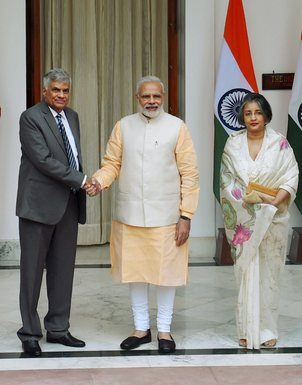 Pakistan-sponsored cross-border terrorism, Islamabad , Uri attack,, military escalation, Ranil Wickremesinghe, Narendra Modi , India, Pakistan, Sri Lanka, SAARC,