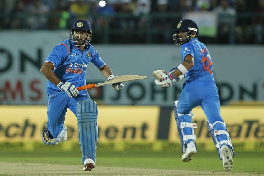 India, New Zealand, Kiwis, cricket, second ODI, Feroz Shah Kotla, Mehindra Singh Dhoni, Virat Kohli, Hardik Pandya