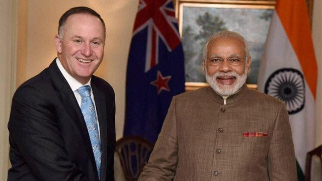 cross-border terrorism, UN , Nuclear Non- Proliferation Treaty , bilateral equation, Narendra Modi, John Key,