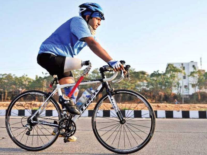 Aditya Mehta, paracyclist, Kempegowda International Airport (KIA), psychological hurt,
